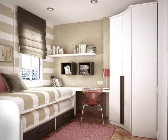 Как рационально использовать маленькую квартиру, изображение №4