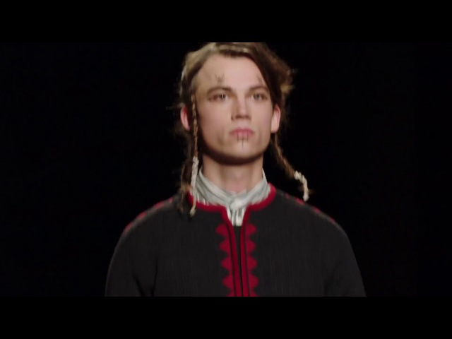 Diesel Black Gold Fall Winter 2018 2019 Full Fashion Show Exclusive