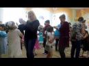 Танец с мамами в детском саду