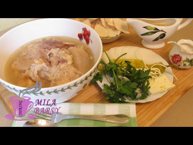 Хаш 🎄 Блюдо из армянской кухни 🎄Հայկական ավանդական Խաշ 🎄 Hash dish of Armenian cuisine