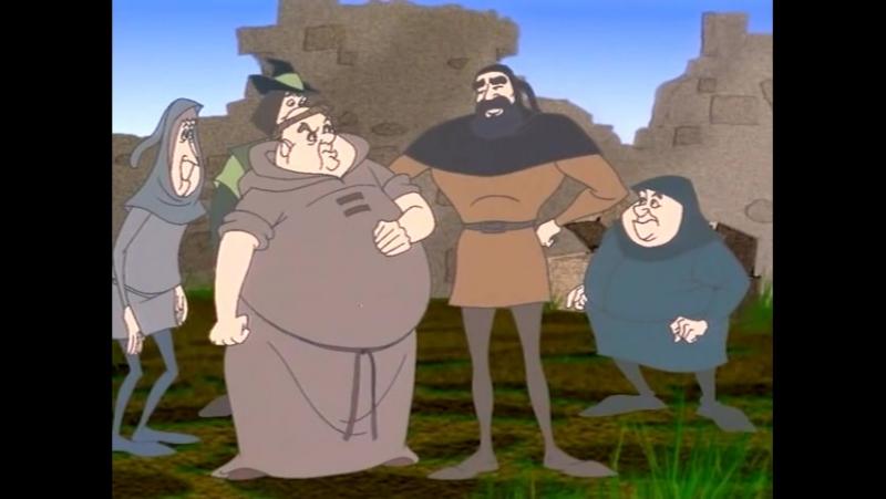 Новые приключения Робин Гуда 1992