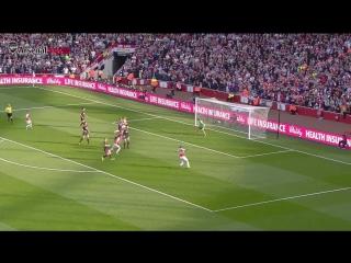 Месут Озил VS Манчестер Юнайтед, 2015 г.