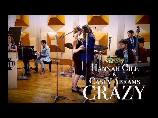 Crazy - Gnarls Barkley (Space Jazz Cover) ft. Hannah Gill Casey Abrams