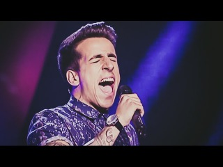 Fernando Daniel Nails Adele's 'When We Were Young' The Voice 2016 Blind Auditions