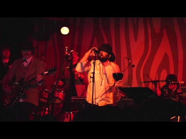 Federale - The Blood Flowed Like Wine ft. Alex Maas - Doug Fir Lounge - 11.30.2012