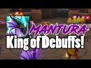 SUMMONERS WAR Guide Mantura the Dark Serpent Гайд на Мантура пифона змея тьмы ✔ HD