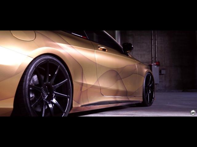 CRIS TAYLOR Dunya Mercedes S 63 AMG Coupe Video Edit