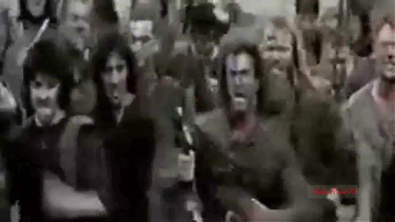 Iron Maiden The Clansman Braveheart Rock in Rio