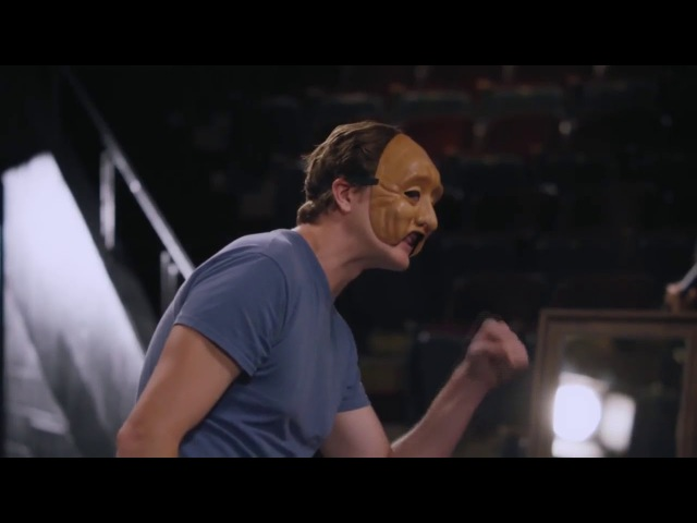 Актёрское мастерство от Кевина Спейси. Урок №12: Работа с маской (добавляйте ставки)