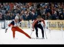 Oddvar Brå Brakk Staven 35 years ago Men's 4x10km Relay at World Championship 1982 Oslo