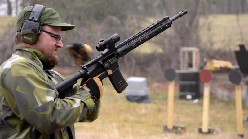 ULTIMATE AR-15 MELTDOWN