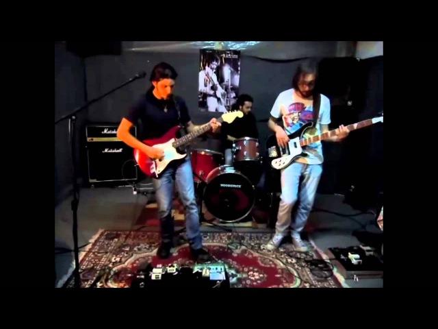 Jimi Hendrix Voodoo Child MusicOff Talent Show Gianfranco Torrisi