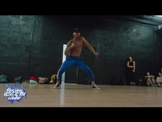Reggaeton Workshop by Tony Flex (1) / Russian Reggaeton Winter/  2017