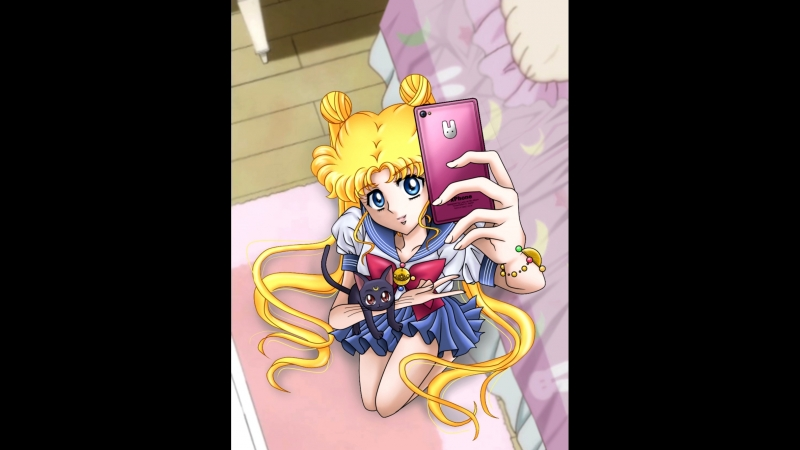 Pelu poderdo prizma luna Sailor Moon x5