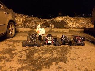 Fs Racing & Hpi Savage