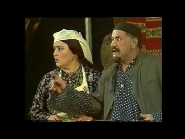 Спектакль Галиябану Мирхайдар Файзи