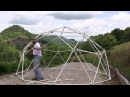 Our Geodesic Dome Connector - How it Works!