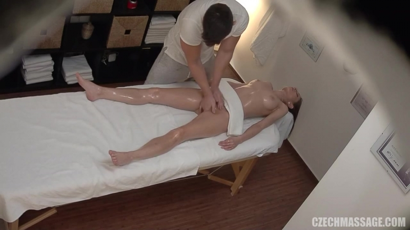 CzechMassage CzechAV] Czech Massage 384 [Amateur, BJ, Hidden Camera, Oil, Massage, HD 1080p]