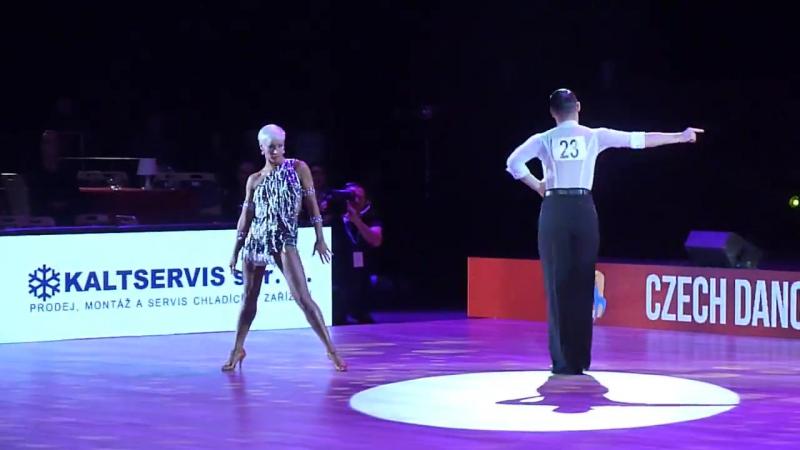 Marius-Andrei Balan and Kristina Moshenskaya