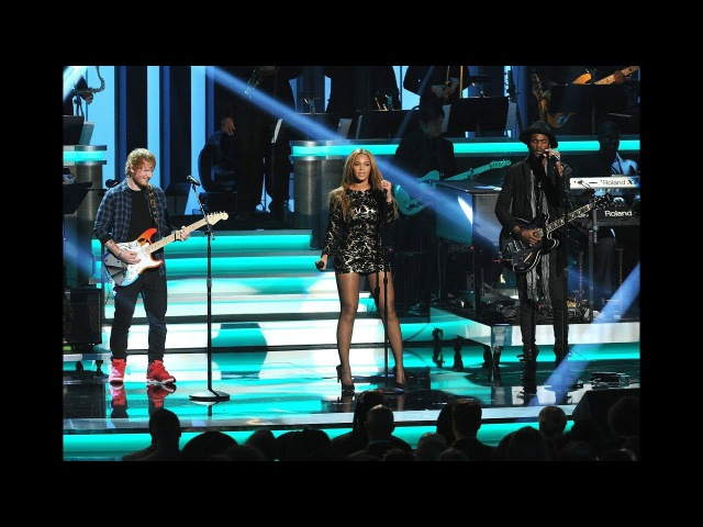 Beyoncé Ed Sheeran Gary Clark Jr Tributo a Stevie Wonder Legendado