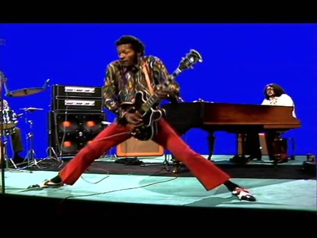 Chuck Berry - Roll over Beethoven 1972