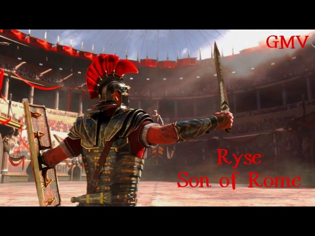GMV Ryse Son of Rome - Warrior