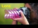 How to make Macro lens for DSLR using Plastic Bottle