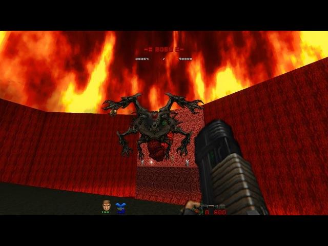 Brutal Doom v21 Public Beta First Look