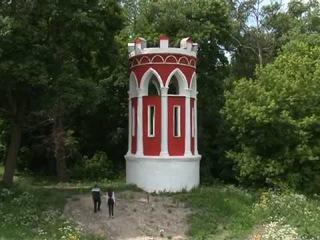 Во Льгове местные жители за собственные средства восстановили памятник архитек...