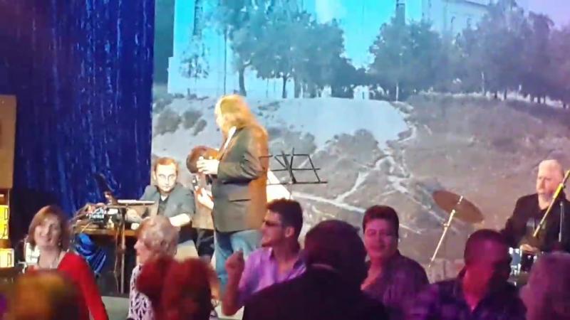 группа Вакзал концерт посвящённый Дню Автомобилиста