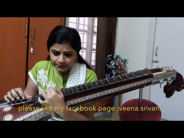 CHINNAMMA SONG FROM OPPAM MOVIE BY VEENA SRIVANI