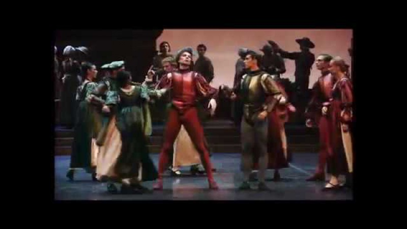 S Prokofiev Ballet Romeo Juliet