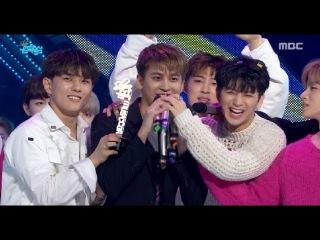 [HOT] 3월 2주차 1위 '아이콘 - 사랑을 했다 (IKON - Love Scenario)' Show Music core 20180310