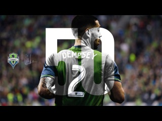 All 50 of Clint Dempsey's goals with Seattle Sounders FC