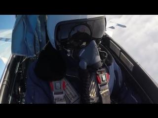Летно-тактическое учение с авиационным полком ЗВО на аэродроме Халино