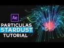 Animación de Particulas Con Stardust After Effects Tutorial