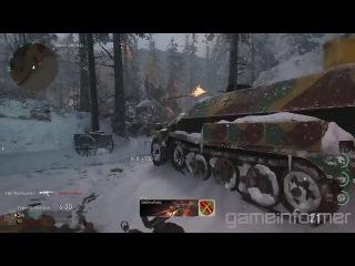 Nuevo mapa Call of Duty COD WWII / WW2 Gibraltar (No clickbait)
