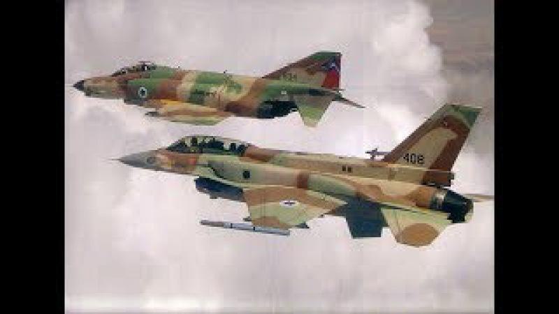 Israeli Warplanes Attack Syrian Tanks After Cross Border Fire Spillover