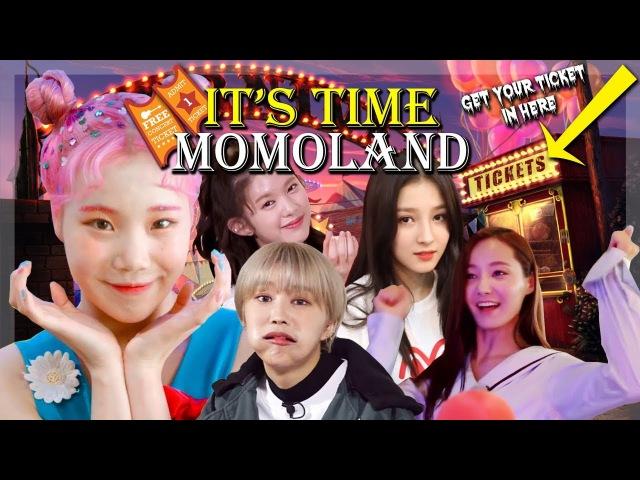 Momoland (모모랜드) Funny Moments - JooE, Hyebin, Yeonwoo, Jane, Taeha, Ahin, Nancy, Daisy, Nayun