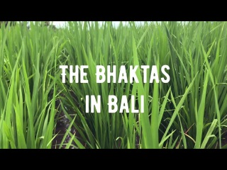 The Bhaktas - travelling in Bali