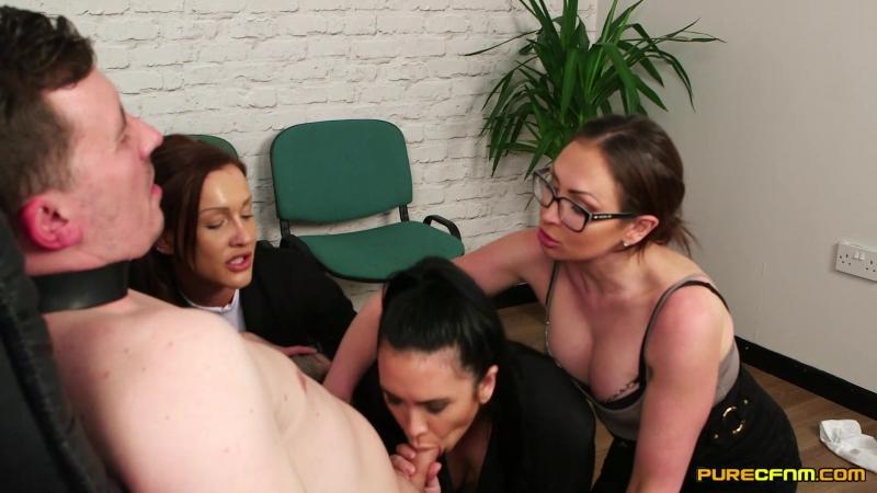 Chantelle Fox, Hannah Shaw, Yasmin Scott Office Spanking Amateurs, Handjob, Blowjob, New Porn