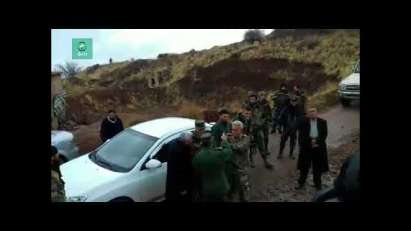 Сирия продолжает закрепляться в районе Бейт Джинна ФАН публикует видео
