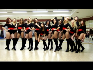 High Heels / Танцы в Омске / Студия танца Багира