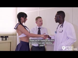 Valentina ricci (hot school girl valentina ricci enjoys hot mmf threesome in doctor's office)[2017, all sex, anal, 1080p]
