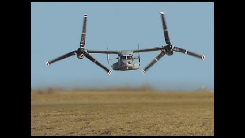 Worlds SAFEST AIRCRAFT TO FLY US Military V 22 Tilt rotor Military transport aircraft