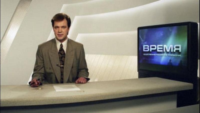 Игорь Гмыза — диктор Всесоюзного радио, радио «Маяк» и «Радио России».