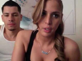 Carmen Carrera and Husband on getting boobs!!