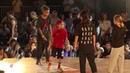 AREA 47 Dance Battle 2018 I KIDS BATTLE SEMIFINAL 1 / SALIOU RAHEL VS STEPHA PRINCESS