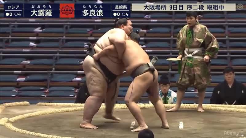 Orora vs Taranami - Haru 2018, Jonidan - Day 9