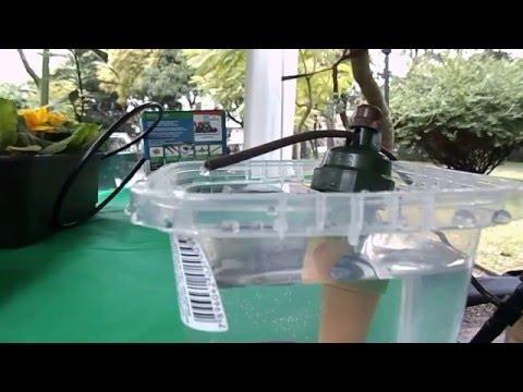 Sensor de riego por goteo Tropf Blumat
